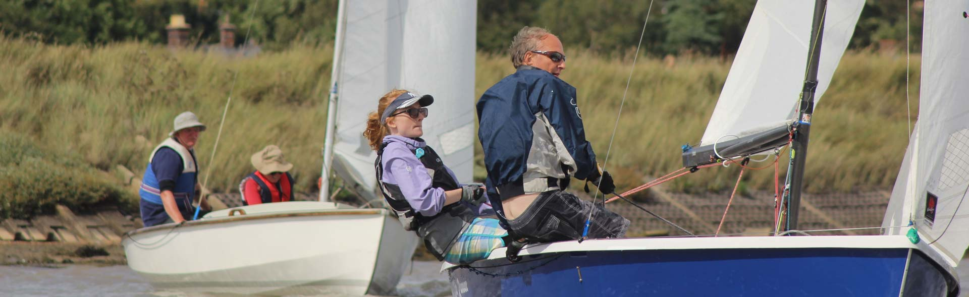 Adult Training Courses - Orford Sailing Club