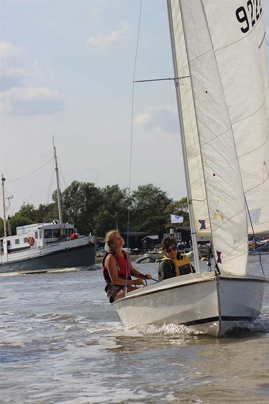 Orford Sailing Club - Training Courses