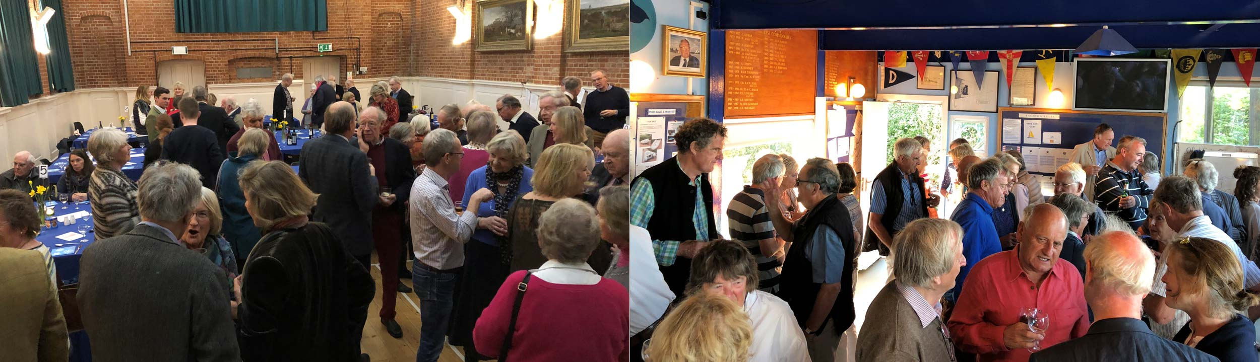 Orford Sailing Club - Social Events