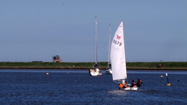 Orford Sailing Club Taster Sessions